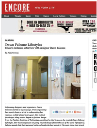 Dawn Falcone Encore.com