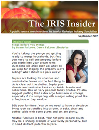 Dawn Falcone The Iris Insider